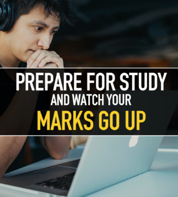 Prepare for study and watch your scores go up